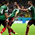 Croacia tiembla y cae ante México