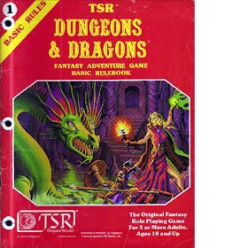 My first RPG