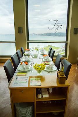 5.İzmirli yemek bloglarının  toplantısı Tepekule Özel günler salonunda gerçekleşti