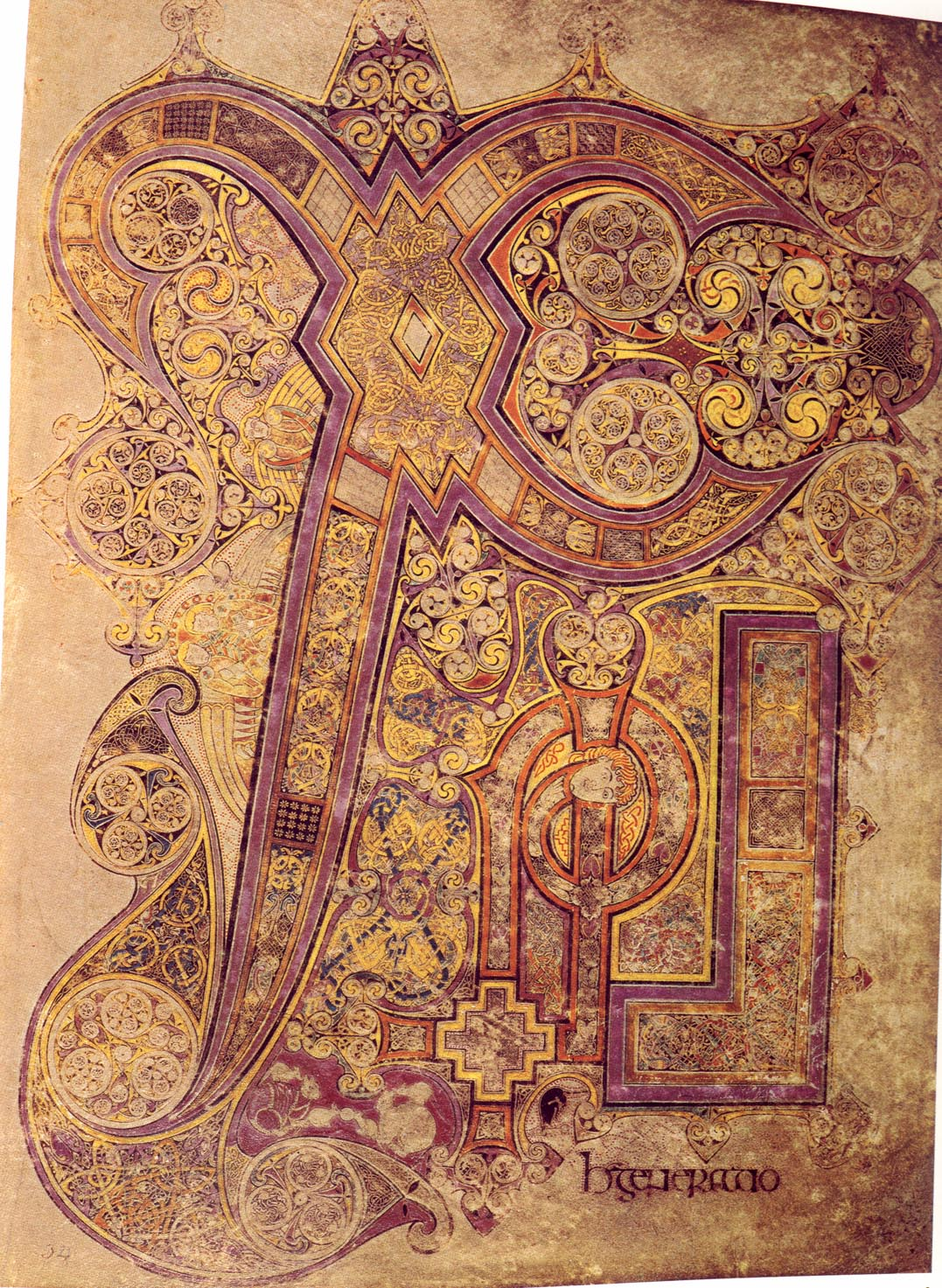 essay on the book of kells