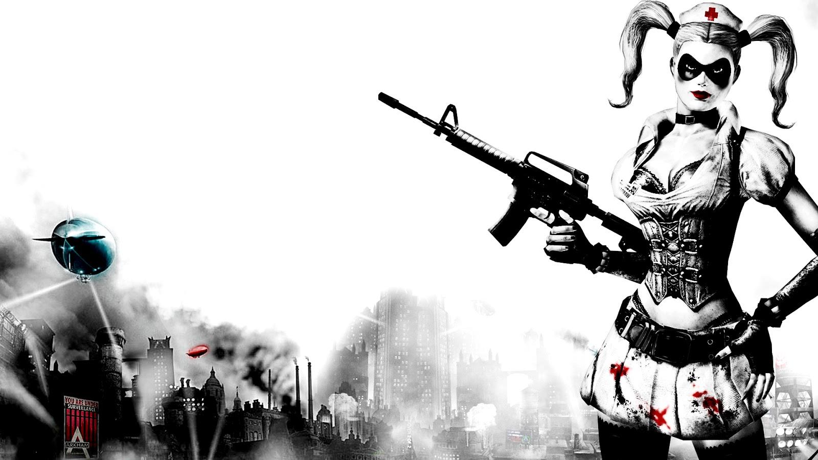 http://1.bp.blogspot.com/-Bkgm1PRptUo/TtqelMVVQBI/AAAAAAAAEuE/oJWM1vVNDAQ/s1600/Harley_Quinn_Rifle_Arkham_Asylum_HD_Wallpaper.jpg