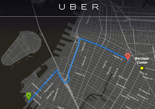 Uber maps improved by Microsoft Bing engineer buyout