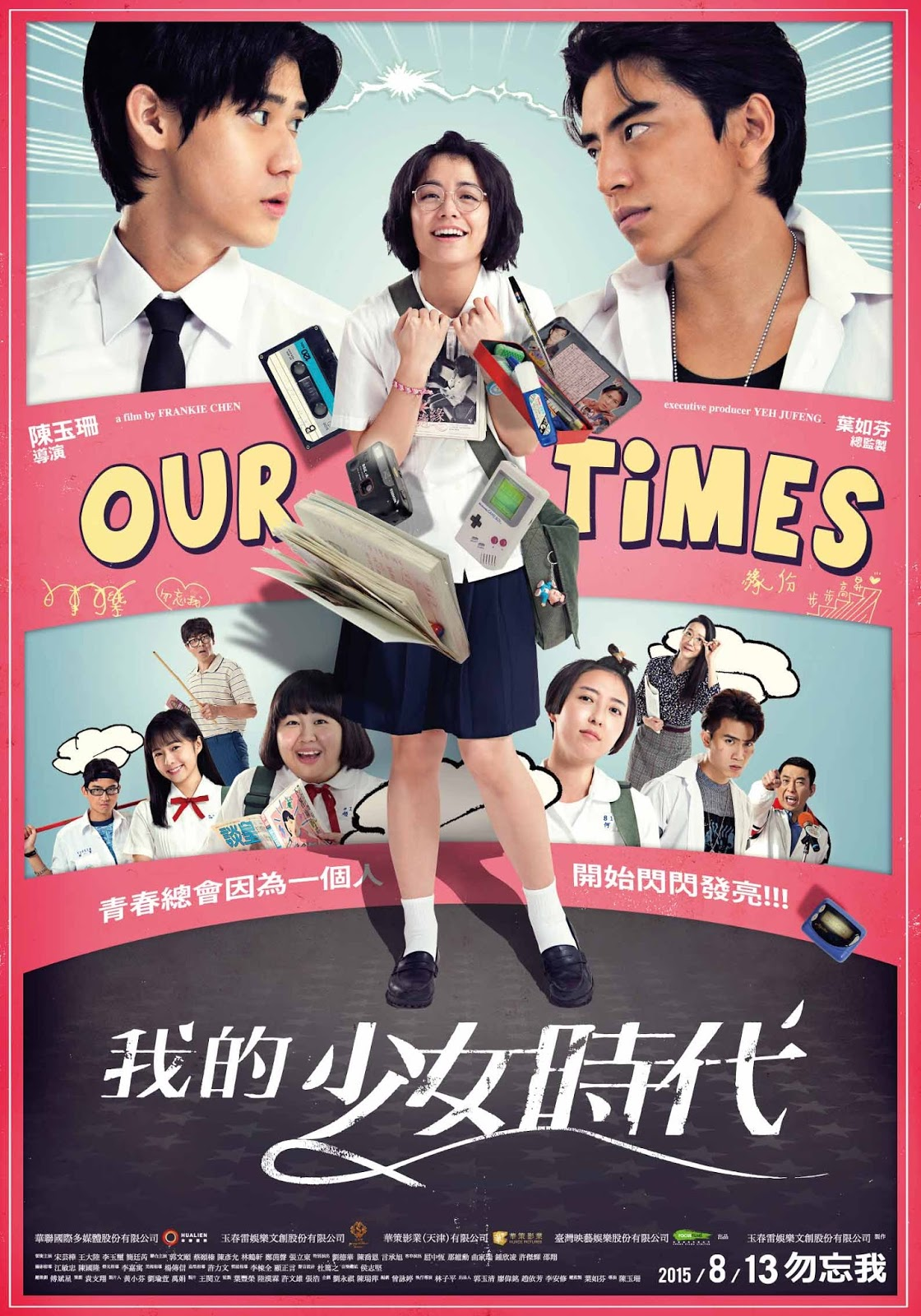 Download Movie Our Times 2015 BluRay 480p 720p Subtitle Indonesia English