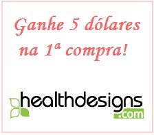 CUPOM DE $5 - HealthDesigns