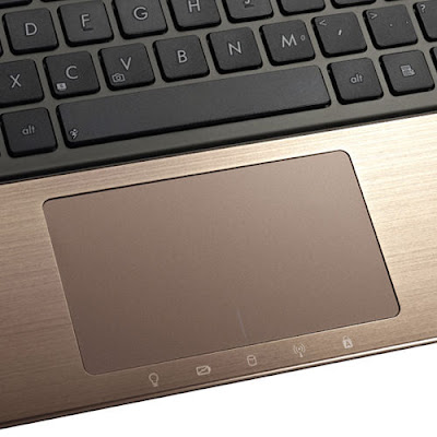 Touchpad Laptop Asus A45A