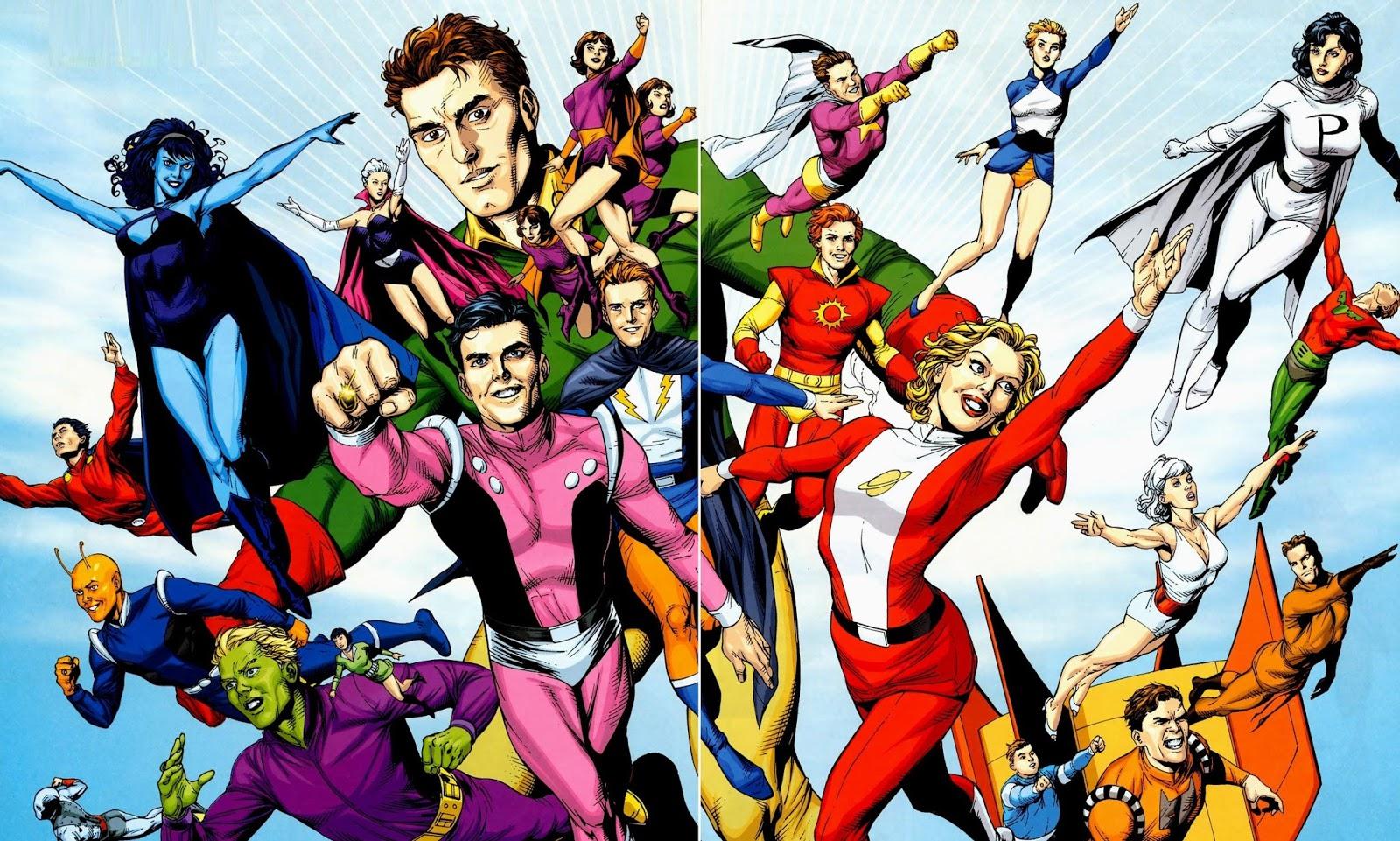 La Legione dei Supereroi
