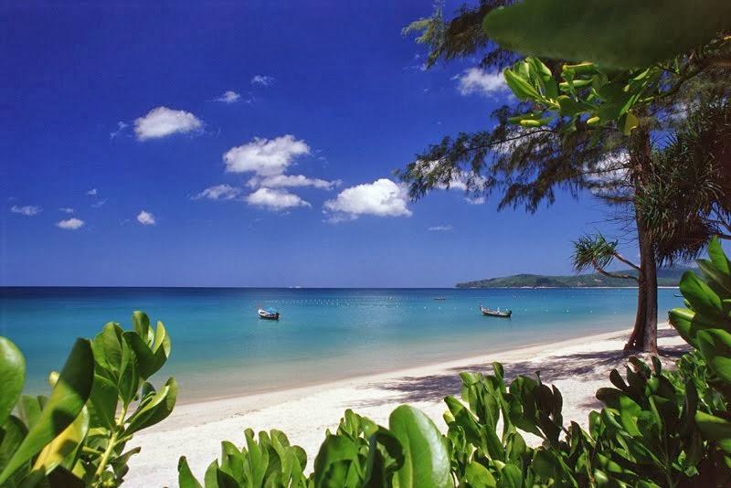 Gambar-gambar pemandangan laut Pantai yang indah dan Terbaru untuk ...