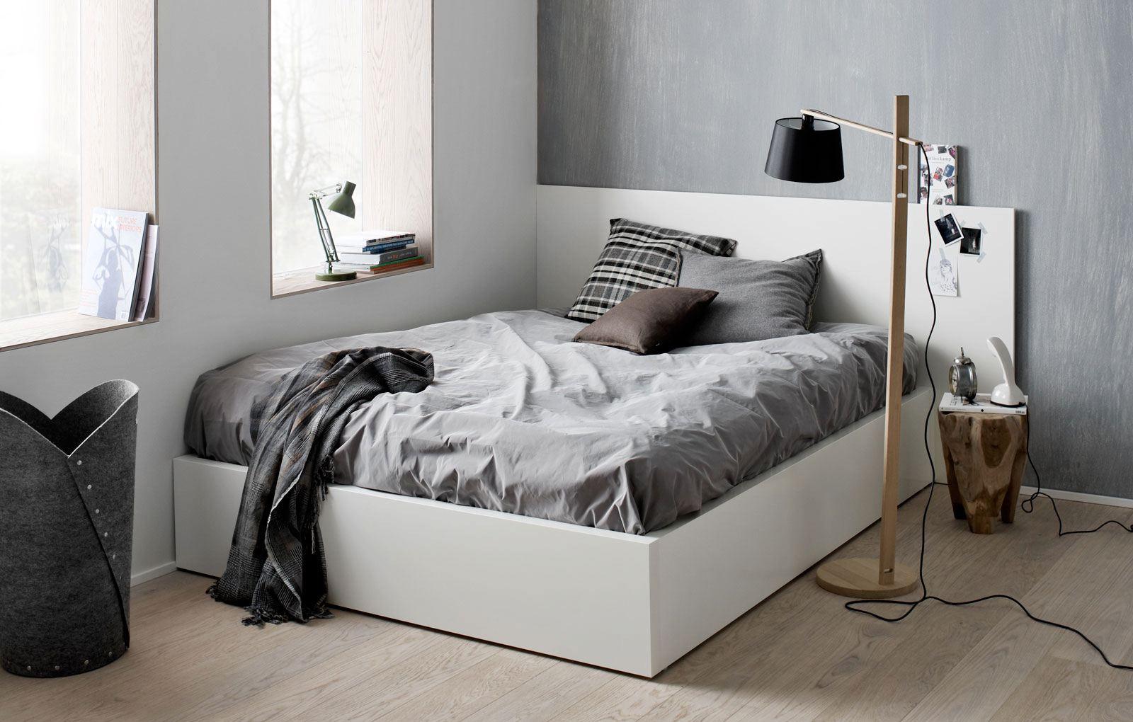 ideias quarto de casal da boconcept decora o e ideias. Black Bedroom Furniture Sets. Home Design Ideas