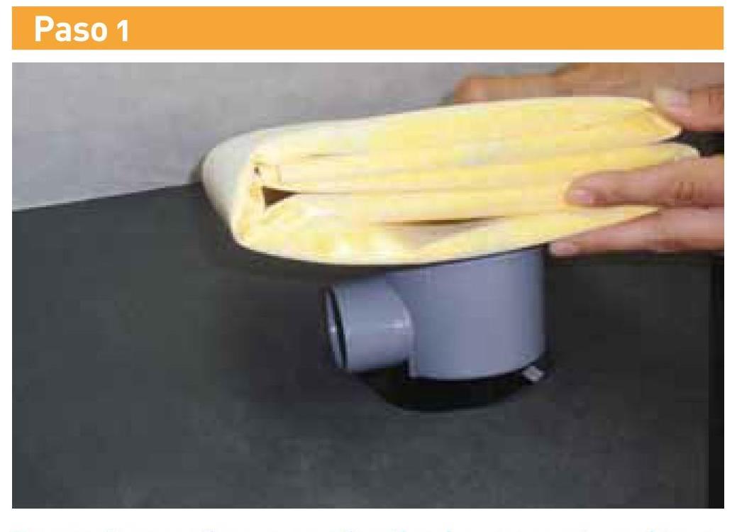 Adi s a las filtraciones de tu plato de ducha de obra - Como hacer un plato de ducha de obra ...