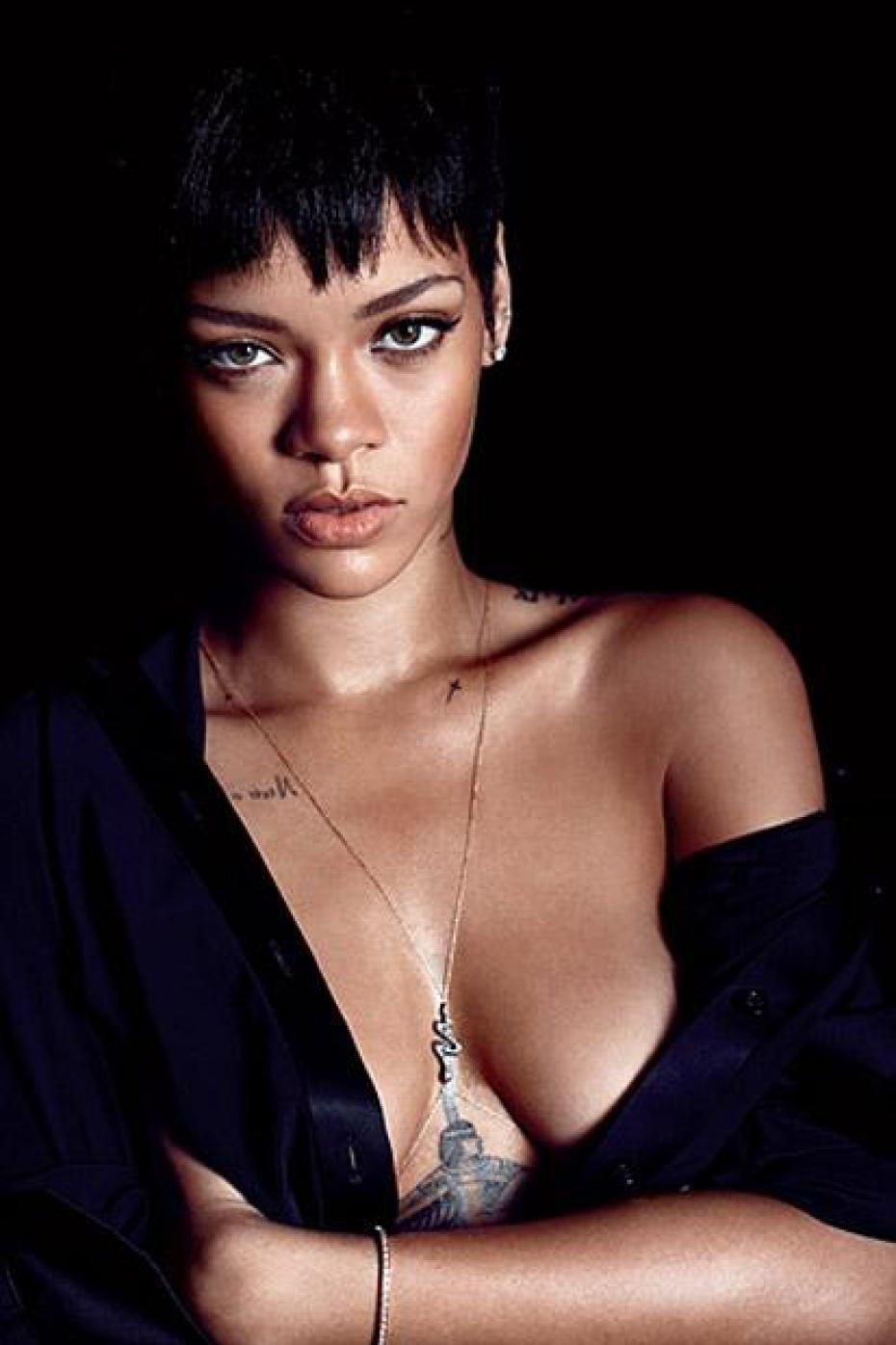 Yes It Is Confirmed Rihanna Ing To Mzansi