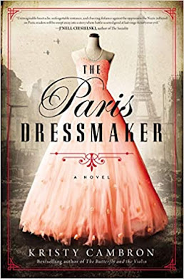 The Paris Dressmaker by Kristy Cambron
