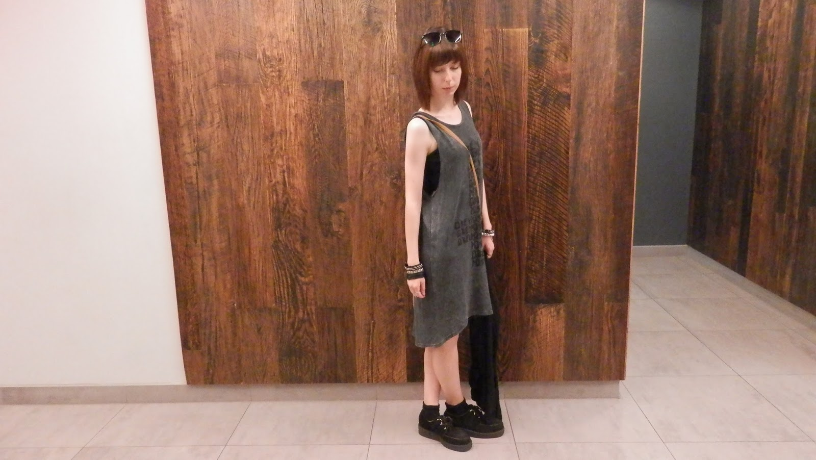 Obey Streetstyle Dress