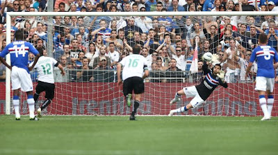 Sampdoria-Sassuolo 2-1 highlights
