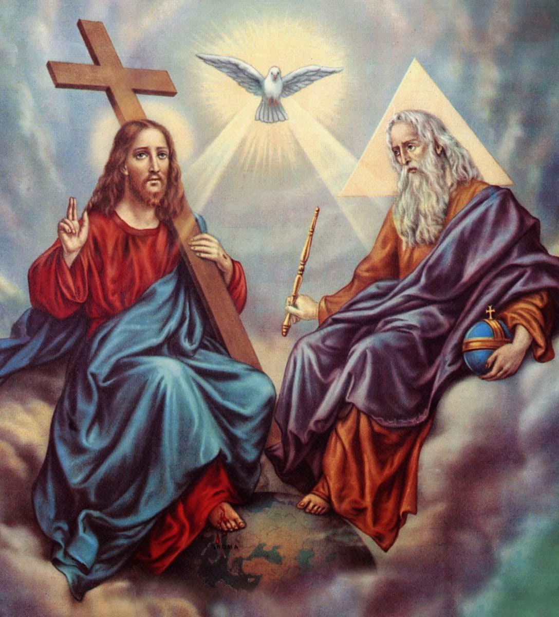 Tudo para a honra da Santíssima Trindade