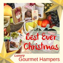 Bespoke Christmas Hampers Luxury Gourmet