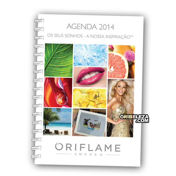 Agenda Oriflame 2014