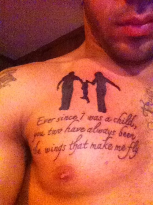 Tattoo Quotes About Family Are A Meaningful Act Of Love ~ Word And ...