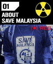 Save Malaysia-Stop Lynas