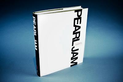 Pearl Jam Twenty Hardcover Book