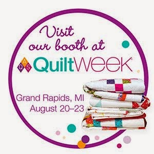 AQS Quilt Week Grand Rapids