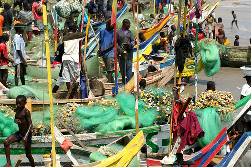 things to do in cape coast, cape coast fishermen,