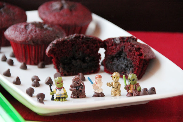 Star Wars Day Vader Cake Cakes red velvet brownie cupcake recipe