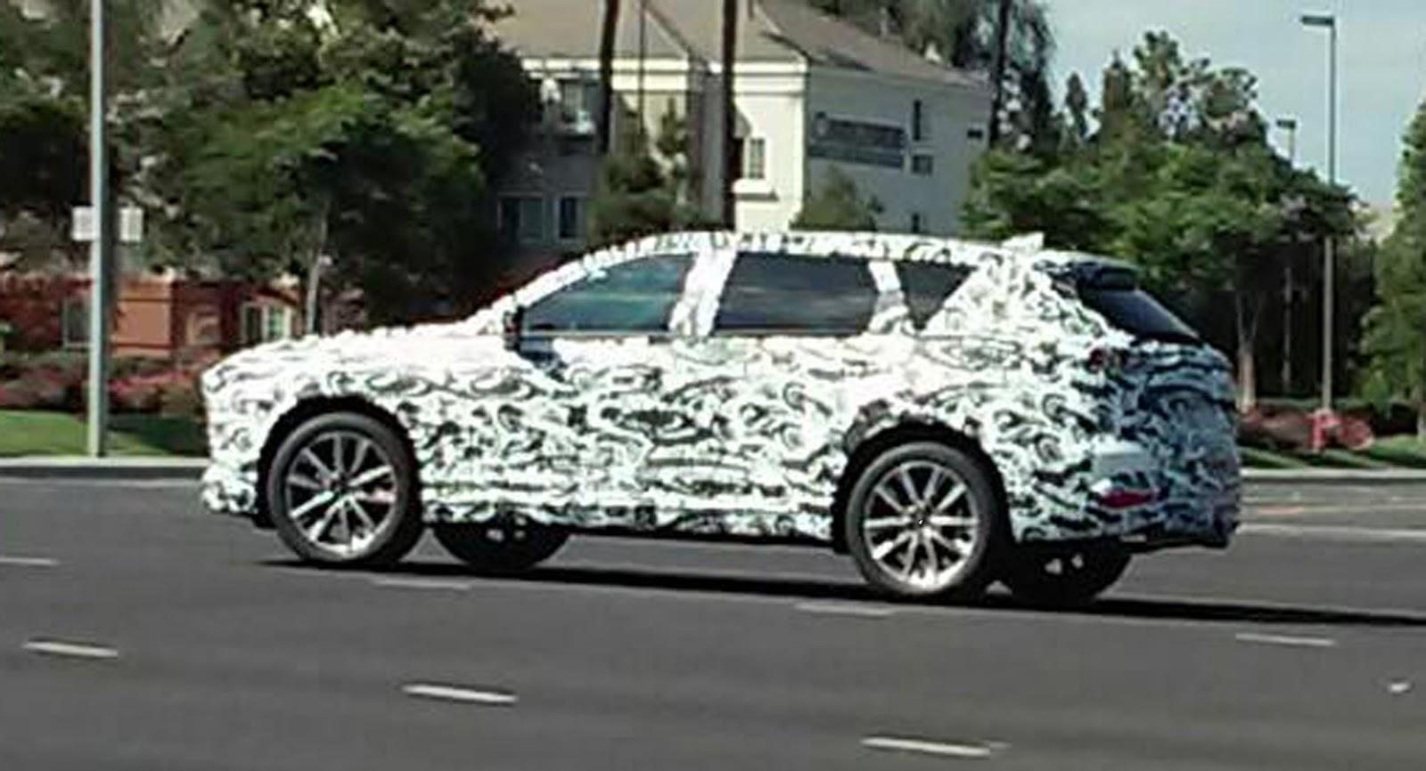 Cx 9 Looks Like Cx 3 On Steroids Mazda Cx3 Forum