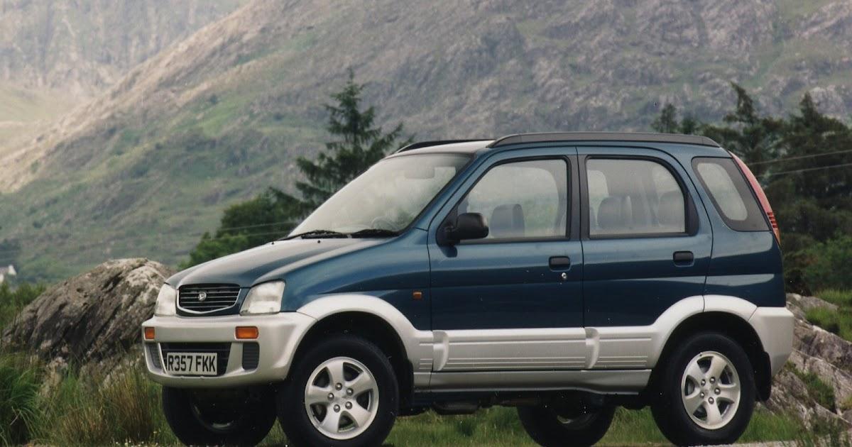 Car And Car Zone Daihatsu Terios 2000 New Cars Car Reviews Car