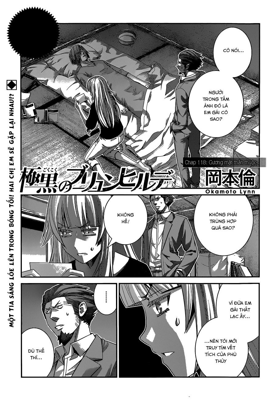 Gokukoku no Brynhildr Chap 118 - Trang 1