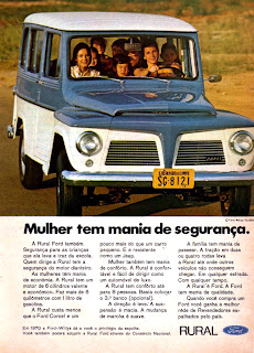 anos 70; propaganda de carros década de 70; reclame anos 70; brazil in the 70s; Oswaldo Hernandez;