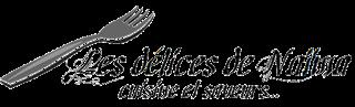 Les délices de Naïma (Ancien logo)