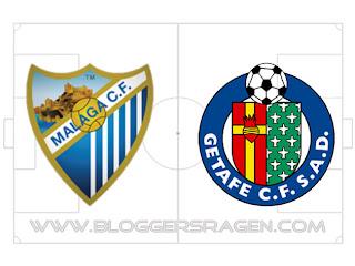 Prediksi Pertandingan Malaga vs Getafe