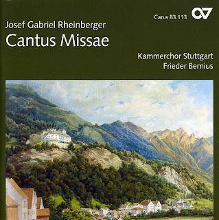 Rheinberger, J.G.: Mass in E Flat Major / Wie Lieblich Sind Deine Wohnungen / Stabat Mater / 5 Hymnen / Abendlied