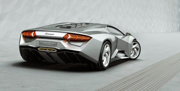 Lamborghini Phenomeno Super Veloce Concept Standard Version