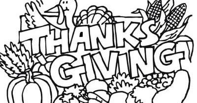 Unique Comics Animation Most Excellent Thanksgiving Coloring Pages 02