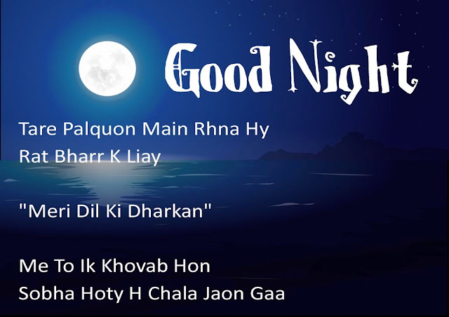 Good Night Messages In Hindi For Friends Images