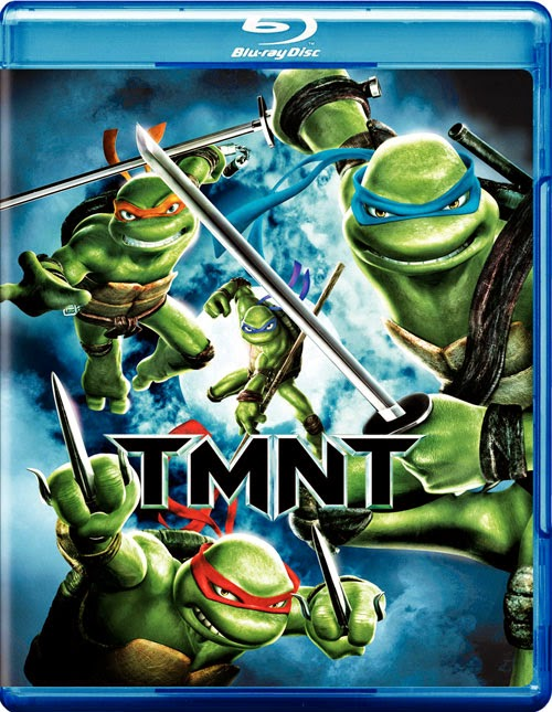 TMNT 2007 Hindi Dubbed Dual BRRip 480p 300mb