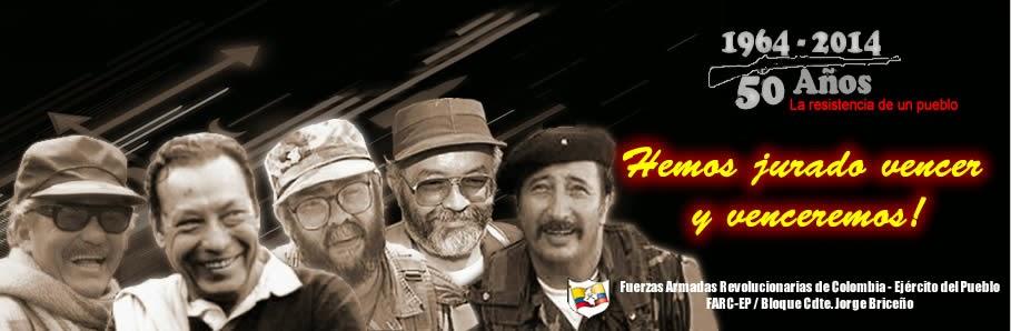 50 aniversario FARC-EP