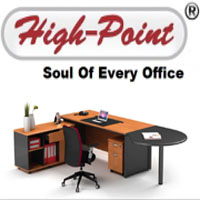 Meja Kantor High Point