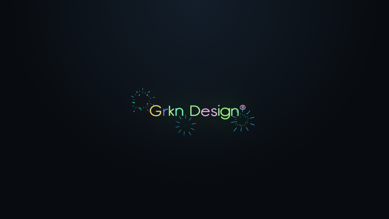 Grkn Social Intro Free After Effects Template