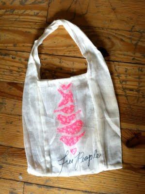 Free People Tote Bag