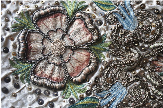 Elmsley Rose Some Ecclesiastical Embroidery Images