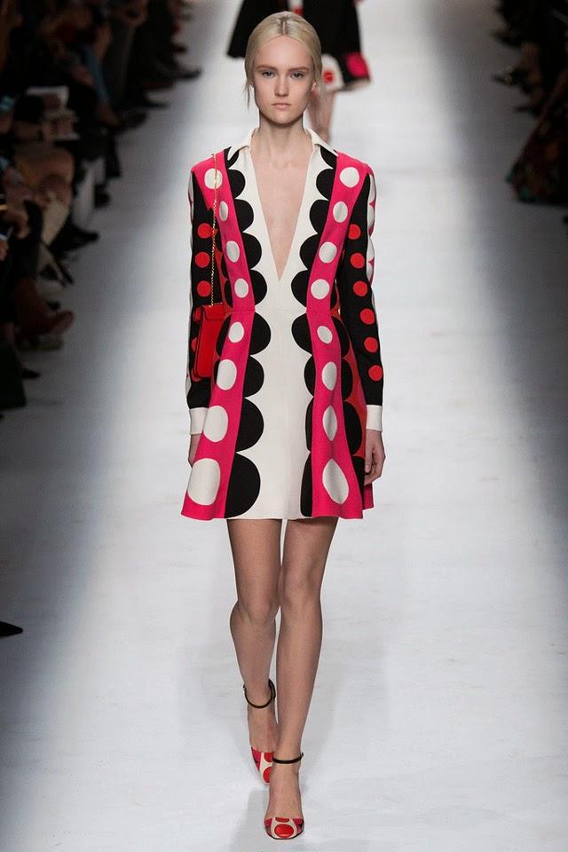 Rochie de toamna Valentino