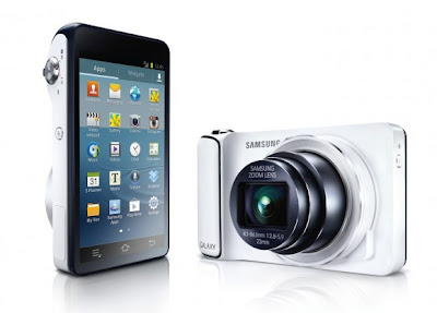 Samsung Galaxy Camera Get It Quick,available November 7th in the UK.