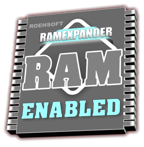 ROEHSOFT RAM Expander (SWAP) v3.19 Patched