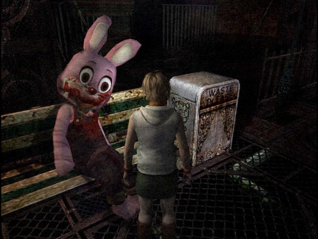 Silent Hill 3 Bunny
