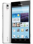 Price of Huawei Ascend P2