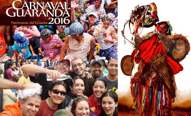 Programa completo carnaval de Guaranda 2016