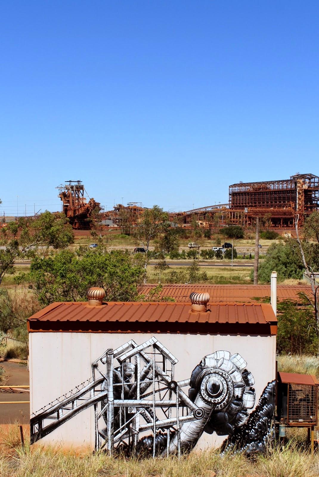 Port Hedland Australia  City new picture : phlegm: Port Hedland Western Australia.