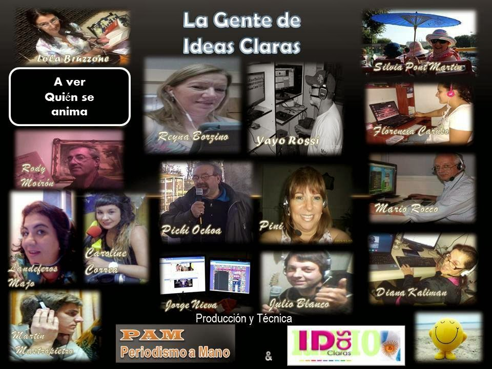 Ideas Claras Radio Ver. 2014